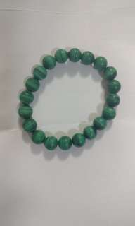綠孔雀石手鍊