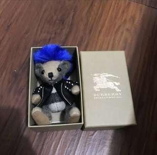 Bueberry吊飾熊
