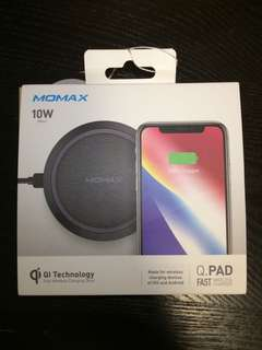 MOMAX 無線充電器