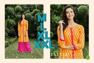 Sale : Designer Palazo Suits