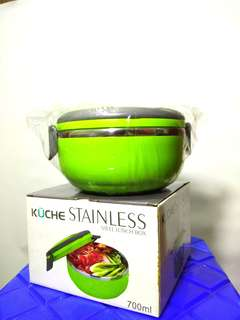 Kuche Stainless Steel Lunch Box / Food Container