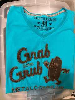 100% cotton tshirt teenage boy or men