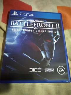 Ps4 Games Battlefront II