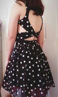 Bnw POLKA DOTS DRESS
