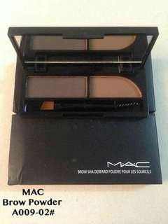 Mac Eyebrow