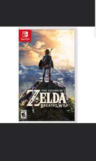 The legend of zelda (Nintendo Switch)