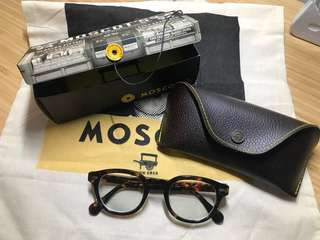 Moscot Original Lemtosh Tortoise Glasses 46(M) 眼鏡
