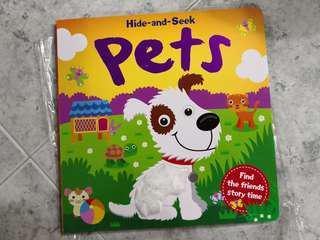 Storybook-Pets
