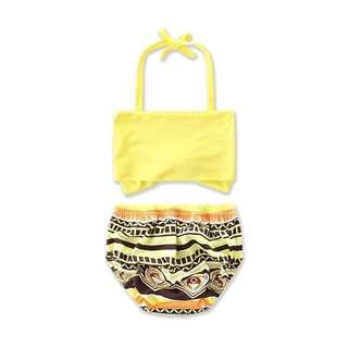 Two piece swim wear for kids