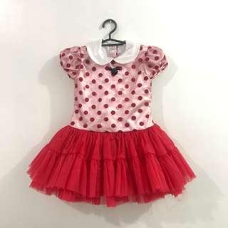 Iha Minnie Mouse Tutu Dress