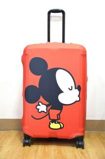 LUGGAGE COVER (Mickey Minnie)