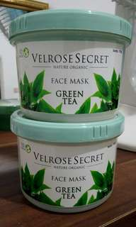 Wadah Toples Face Mask Velrose Secret