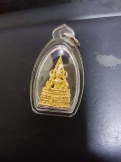 Phra chinnaraj, wat hai, mass chanted BE255X