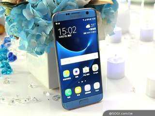 Samsung Galaxy S7edge.(香港行貨4G雙卡32GB)