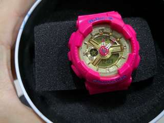 Baby G Watch - Girls Generation Limited Edition