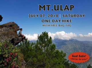 Mt. Ulap (Day Hike)