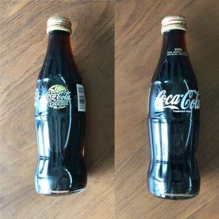 Coke Bottle - World Cup 2002