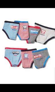 Baby Gap Underwear