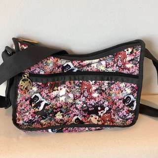 LeSportsac Disney limited edition