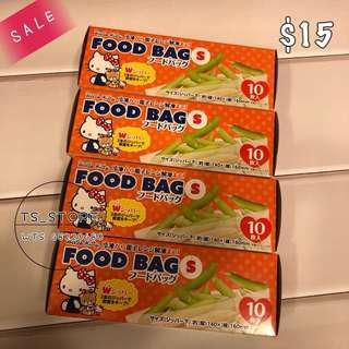 Hello Kitty Food Bag 食物袋 (S)