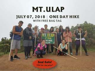 Mt. Ulap (Dqy Hike)