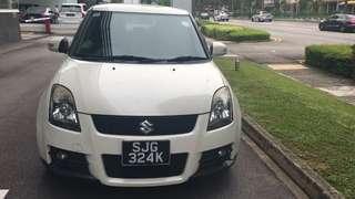 Suzuki Swift Sports 1.6A 2008 Keyless