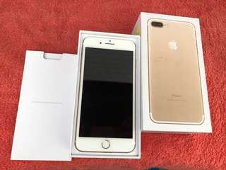 Iphone 7 plus 32 GB USED PROMO RAYA
