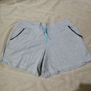 Comfy shorts (baby blue)