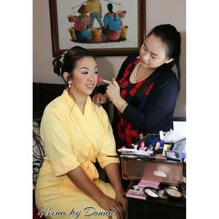 Hair and Makeup Services