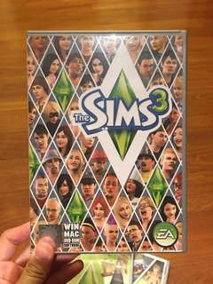 Sims3 window pc mac game with movie stuff pack