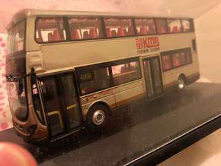 九巴1:76巴士模型 606a