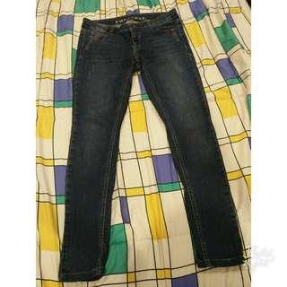 Converse Skinny Jeans