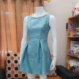 Dress pesta Size S (LD 83-86 cm) Baru 2x pakai Kondisi masih 95%