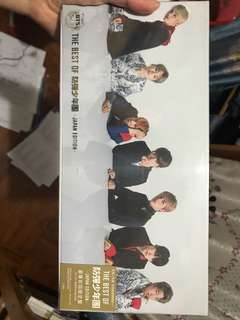 Bts 日版the best of bts