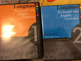 Longman English CD 全新