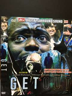 🚚 Dvd English movie, Get Out