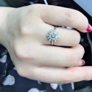 18k0.36ct鑽石戒指