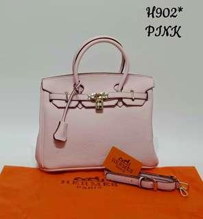 Hermes Birkin Dusty Pink