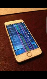 buying broken iPhone or brand name phone for high price