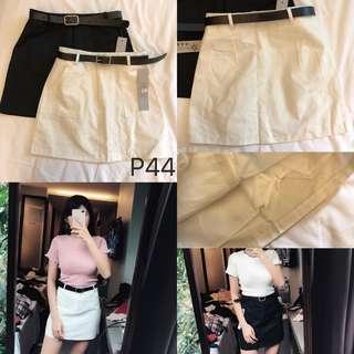 High Waist OL Skirt
