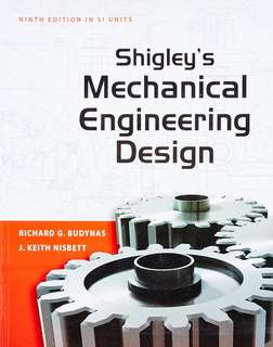 🚚 Shigley's Mechanical Engineering Design