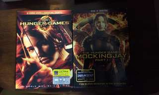Hunger Games Series (RM8 for 2)