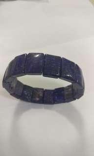 天然紫龍晶手鍊