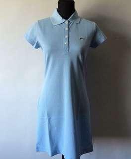 Lacoste poli dress
