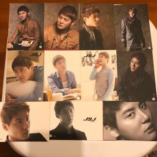 JYJ 金俊秀 collection card