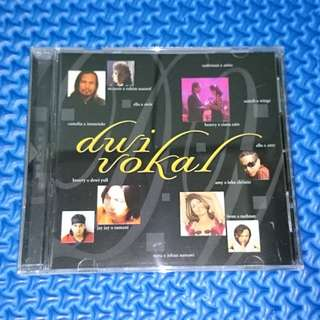 🆒 VA - Dwi Vokal [2001] Audio CD