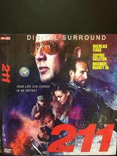 🚚 DVD English movie, 211