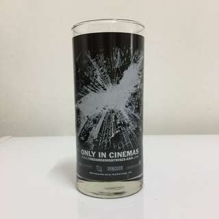 The Dark Knight Rises Glass