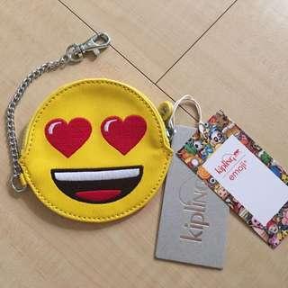 🚚 Kipling x emoji笑臉包