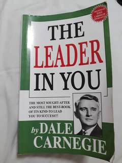 The Leader In You -Dale Carnegie